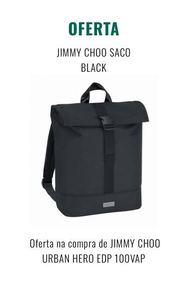 JIMMY CHOO SACO BLACK