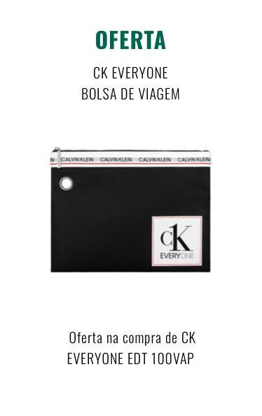 CK EVERYONE BOLSA DE VIAGEM