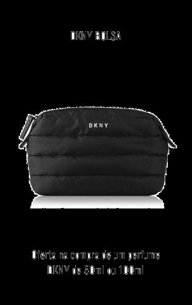 O0143- DKNY Bolsa – Oferta na compra de um perfume DKNY de 50ml ou 100ml