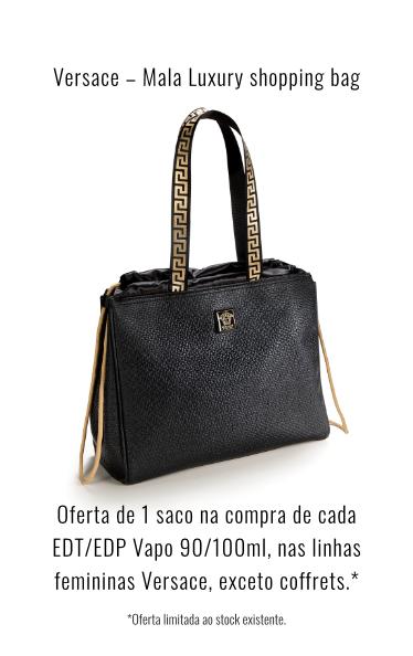 O0202 - VERSACE Luxury Shopping Bag