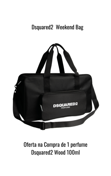 O0197 - DSQUARED2 WEEKEND BAG