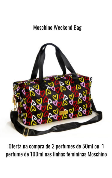 O0201 - Moschino Weekend Bag