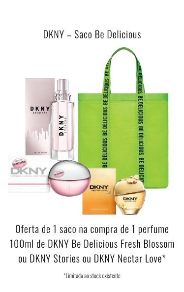 O0236 Oferta DKNY saco Be delicious