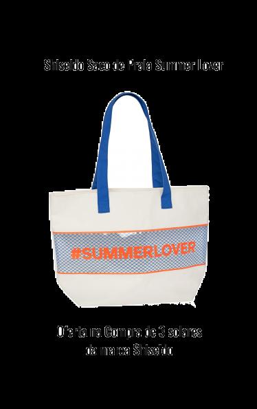 O0069 - Shiseido saco de praia Summer Lover